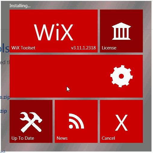 Windows Installer Xml Wix