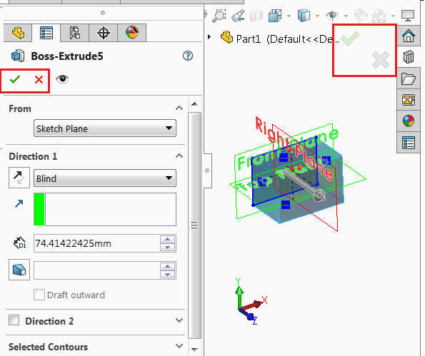 How to run commands synchronously using SOLIDWORKS API